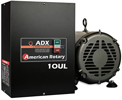 Rotary Phase Converter 10HP 1 to 3 Phase ADX10 CNC Extreme Duty American Made product image