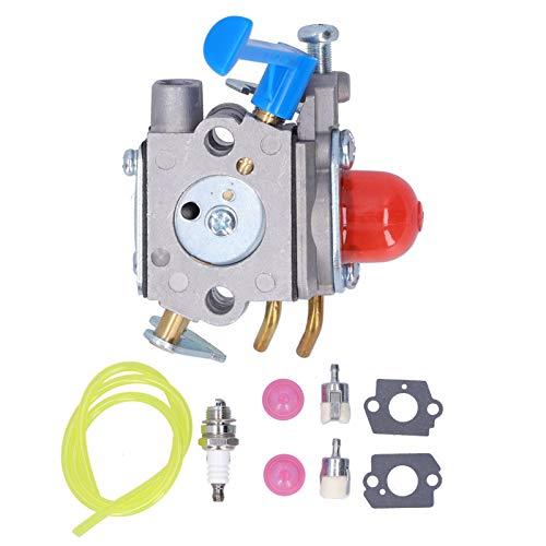 Fybida Motores de Gasolina de Repuesto de carburador Que Combinan con Motores de Gasolina de Motosierra Accesorios para Herramientas de jardín Carburador para Motores de cortacésped para