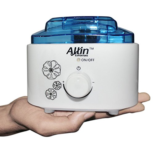 Allin Exporters Ultrasonic Humidifier 7 Color Led Light Auto Changing - Cool Mist Water Bottle Humidifier