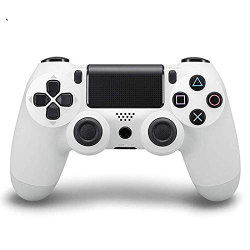 GLIANG Wireless Controller Für PS4, Gamepad Controller Für PS4 / PS4 Pro / PS4 Slie/Playstation 4,Bianca