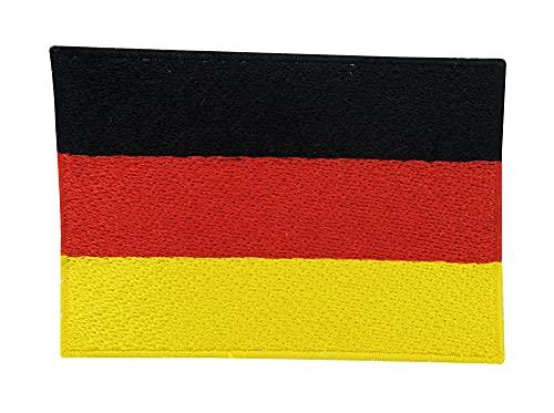 Deutschland Flagge Patch zum Aufbügeln | B&eswehr Patches, Deutsche Fahne Bügelbild, Aufbügler, Germany Flag Aufnäher Finally Home