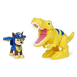 8. Paw Patrol Dino Rescue Chase and Tyrannosaurus Rex