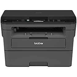 in budget affordable Brother printer RHLL2390DW Scanner and monochrome printer with copier (after upgrade)