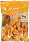 Seeberger Mango ungezuckert, 13er Pack (13 x 100 g Beutel)