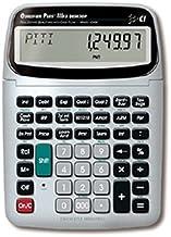 $43 » Calculated Industries 43430 Desktop Qualifier Plus IIIFX DT Real Estate Finance Calculator (Renewed)