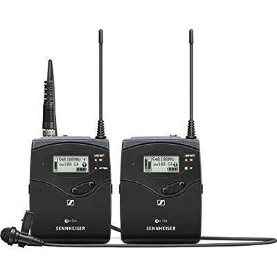 Sennheiser EW 112P G4 – A Omni-directional Wireless Lavalier Microphone System by Sennheiser