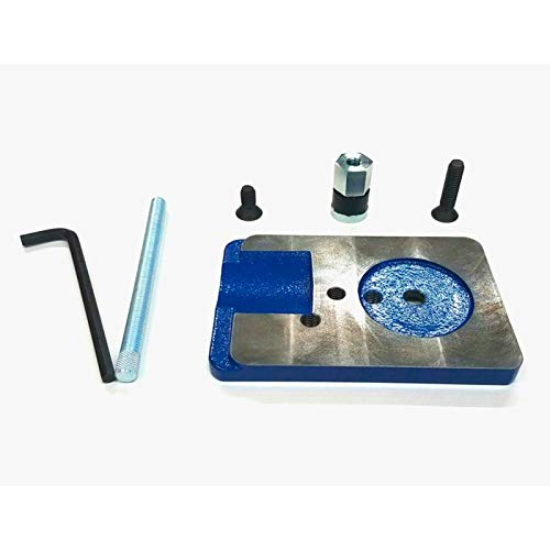 Ammco 4000 4100 Twin Cutter Brake Lathe Cross Feed Extension Plate Kit