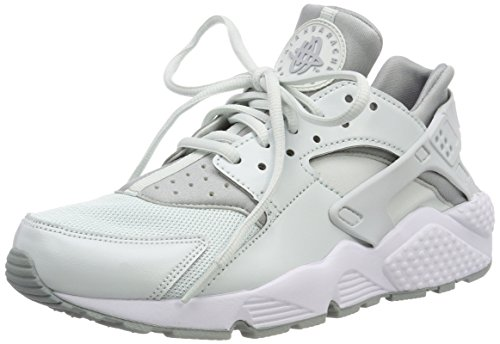 Nike Damen WMNS Air Huarache Run Gymnastikschuhe, Grau (Barely Grigio/Light Pumice/Bianco 030), 37.5 EU