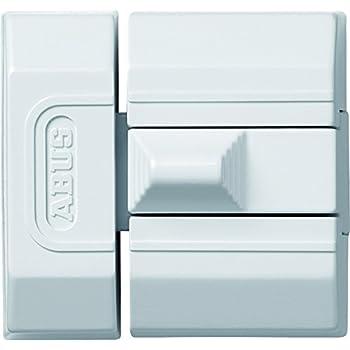 ABUS 117770 - Cerrojo para puerta (SR30 EK), color blanco