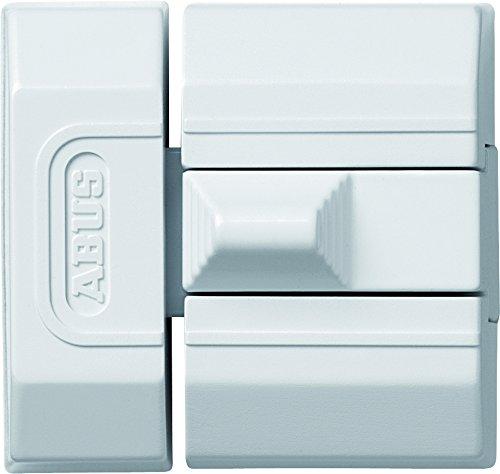 ABUS Tür-Schieberiegel SR30, weiß, 11777