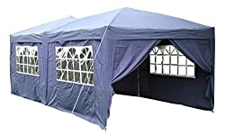 Airwave 6x3m gazebo in blue