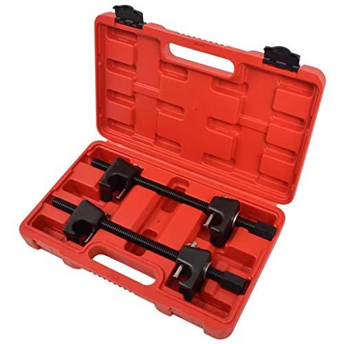 HUANGDANSP Compresor de muelles de Amortiguador Macpherson 26 cm Vehículos y recambios Equipo & Herramientas de Taller Herramientas de Mano