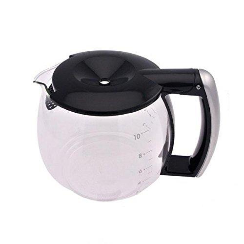 verseuse complète 10/12 tasses noire pour cafetière BCO260, BCO261