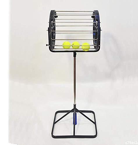 XINTONGSPP Selector de la Bola de Ping Pong, Bola Profesional Selector de Tubo Trainer, Bola Selector de Bola de la Cesta de Tenis Entrenador Recycler Multi-Ball Trainer (No Tenis)