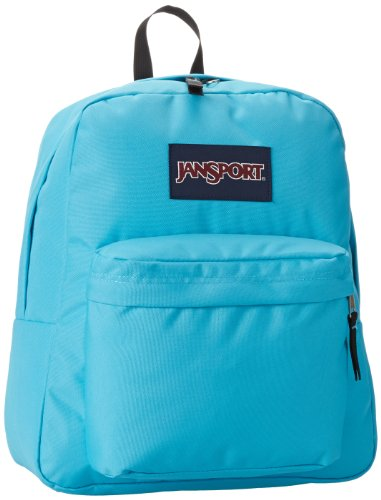 JanSport Spring Break Classics Series Daypack, Mammoth Blue