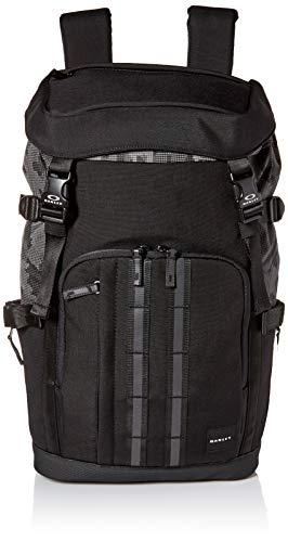 Oakley Men's Utility Organizing Backpack, Blackout Reflective, One Size