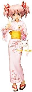 劇場版 魔法少女まどか☆マギカ 鹿目まどか 浴衣Ver. 1/8スケール PVC製 塗装済み完成品フィギュア