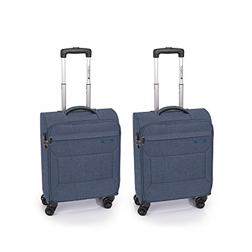 Gabol board juego de 2 maletas de cabina