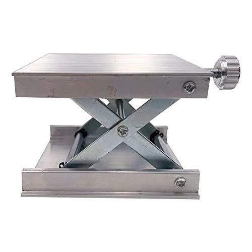 Mesa elevadora de enrutador, plataforma de elevación de banco de trabajo de...