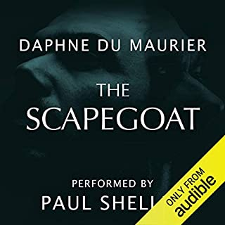 The Scapegoat                   By:                                                                                                                                 Daphne du Maurier                               Narrated by:                                                                                                                                 Paul Shelley                      Length: 13 hrs and 4 mins     89 ratings     Overall 4.3