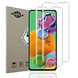 cookaR [2 Piezas Protector de Pantalla Samsung Galaxy A90 5G/A70, Cristal Templado [Alta Definicion]...
