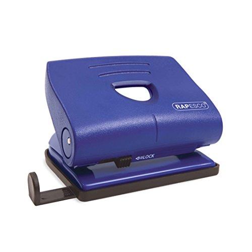 Rapesco 820-P Perforateur 2 trous Capacité 22 Feuilles Bleu