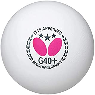 Butterfly G40+ 3 Star Table Tennis Balls