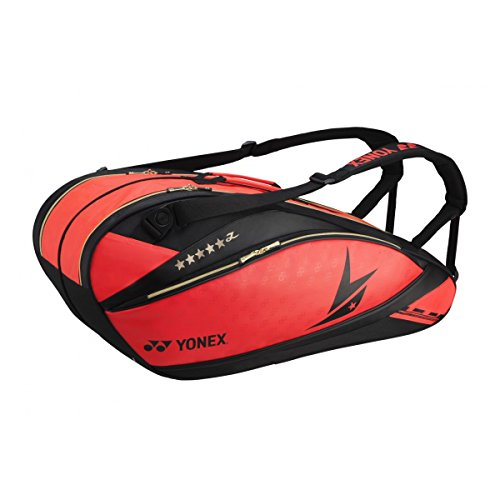 YONEX - Badminton-Schlägerhüllen in rot