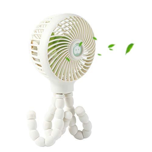ventilador flexible usb de la marca ISWAKI