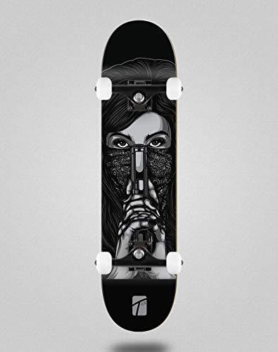 TXIN Monopatín Skate Skateboard Complete Tijuana (8.125)