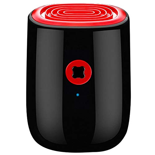 Lowest Price! PANXIAO Electric Air Dehumidifier,for 800Ml Home 25W Mini Household Dehumidifier Por...