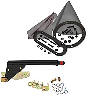 American Shifter 494604 Shifter (45RFE 8 E Brake Cable Trim Kit Dipstick for ECEFB)