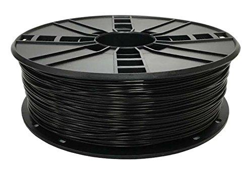 TECHNOLOGYOUTLET PREMIUM 3D PRINTER FILAMENT 1.75MM ASA (Black)