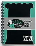 Dilbert 2020 Monthly/Weekly Planner Calendar