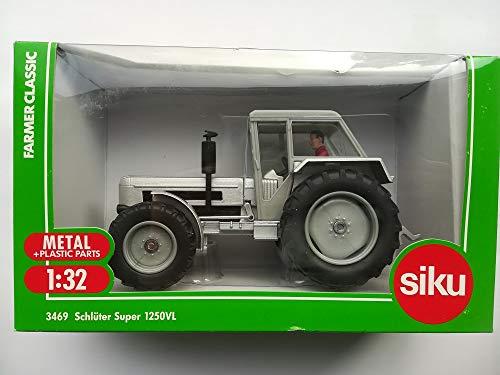 Schlüter Super 1250 VL, Modellauto, Fertigmodell, Siku 1:32