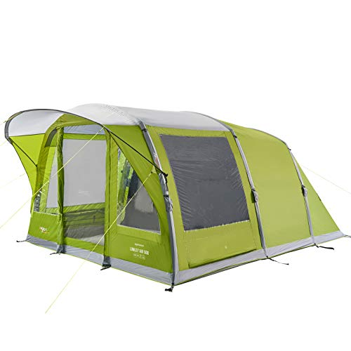 Vango Lumley Air 500 Airbeam Air Tent 4-5 Person Family Camping Tent Porch