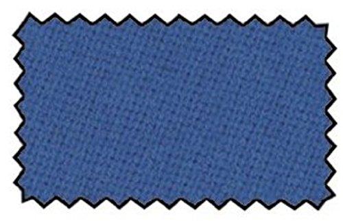 Billardtuch Tournament -blau- Coupon für 7 ft Tisch inkl. Sprühkleber