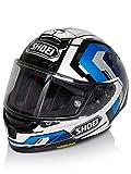 Shoei X-Spirit 3 Brink Motorcycle Helmet L Blue (TC-2)