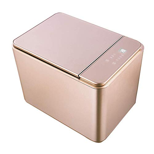 Mini Portable Washing Machine for Compact Laundry, Underwear Washing Machine for Women, High Temperature Cooking and Sterilization, Multiple Modes(washing Capacity:0.8kg) ( Color : Champagne Gold )