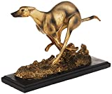 Design Toscano NY1280200 Greyhound Whippet Art Deco Dog...