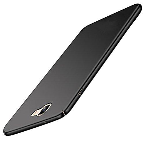 XMT Samsung Galaxy C9 PRO 6.0' Custodia,Ultra Sottile PC Back Case Protettiva Custodia per Samsung Galaxy C9 PRO Smartphone (Nero)