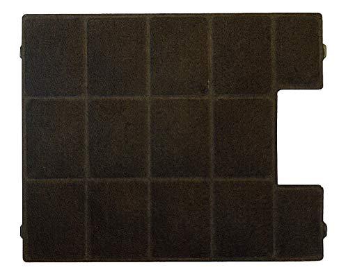 Filtertyp FM100, KCC700, Maße ca. 280 x 230 x 10mm, passend für Domatix Rosano940NX, RosanoIsola940NX von No Name für Dunstabzugshauben von DOMATIX