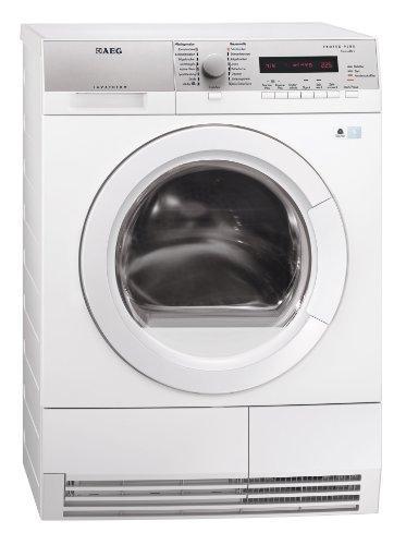AEG T86285IC Kondenstrockner / B / 8 kg / Weiß