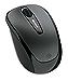 Microsoft Wireless Mobile Mouse 3500 - Loch Ness Gray (GMF-00010) (Renewed)