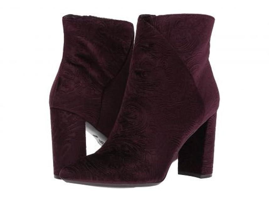 徹底的に空洞戦闘Nine West(ナインウエスト) レディース 女性用 シューズ 靴 ブーツ アンクルブーツ ショート Argyle - Purple Fabric 8.5 M [並行輸入品]