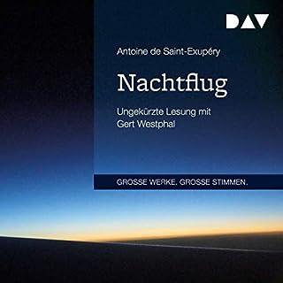 Nachtflug                   Autor:                                                                                                                                 Antoine de Saint-Exupéry                               Sprecher:                                                                                                                                 Gert Westphal                      Spieldauer: 2 Std. und 34 Min.     4 Bewertungen     Gesamt 4,0