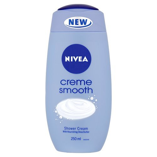 NIVEA Creme Smooth - 2x250 ml - Douchegel