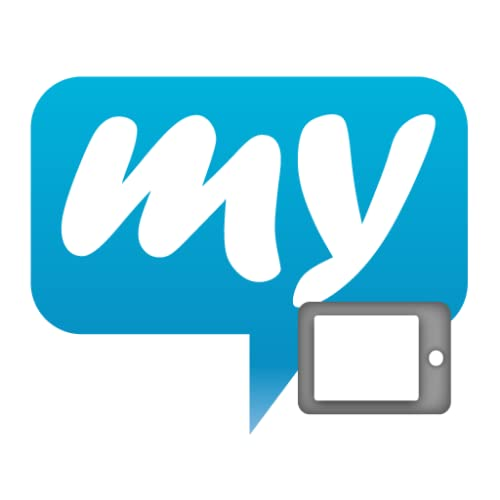 mysms Tablet - Text from tablet