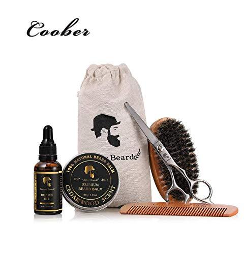 Set Da Barba Coober Beard Grooming Kit
