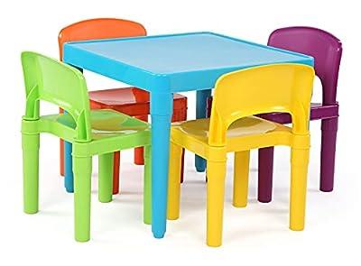 Humble Crew, Vibrant Kids Plastic Table